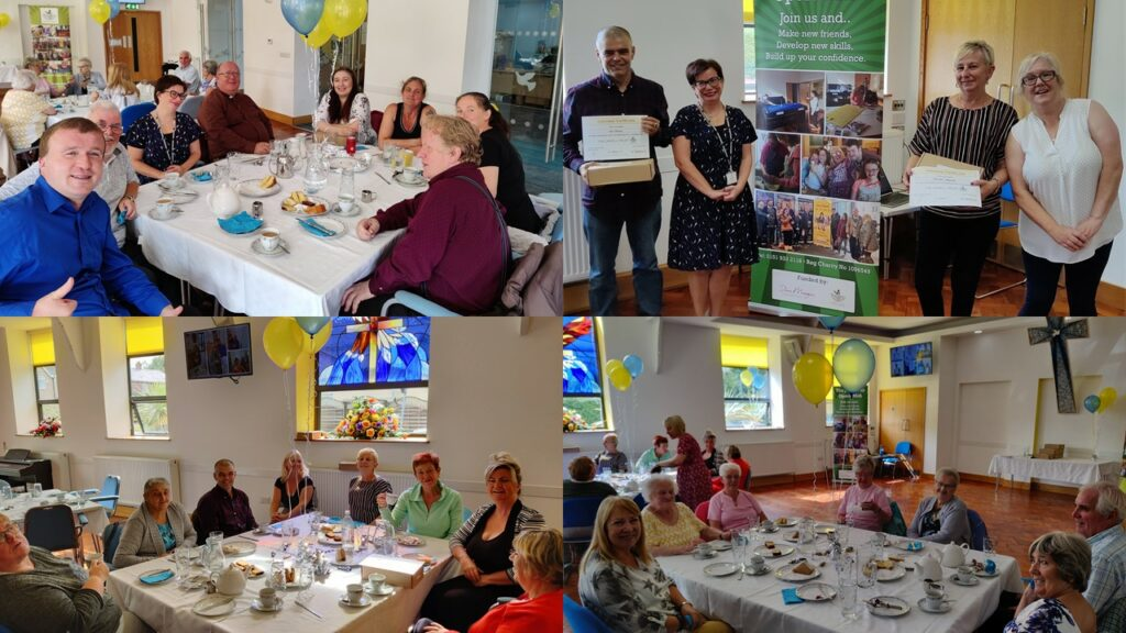 Images of our volunteer celebration